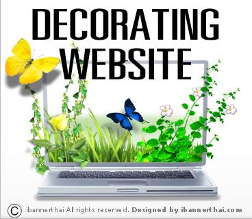 decorating website